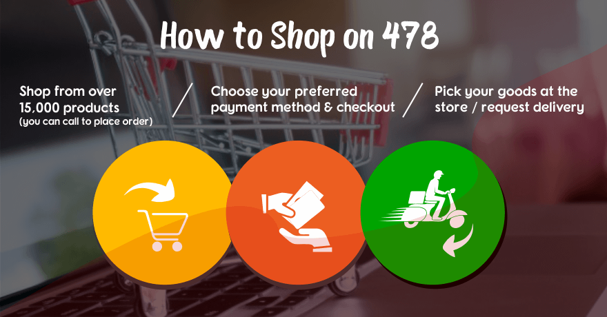 How to shop 478