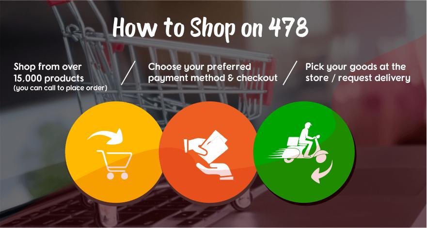 Using 478 Store